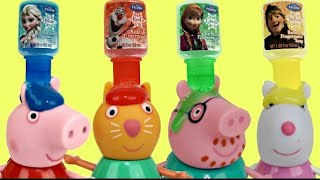 Peppa Pig BATH PAINT Fun Toy Surprises & Bubbles | Toys Unlimited
