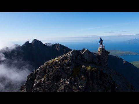 Inaccessible Pinnacle: Danny Macaskill 'Making The Ridge'