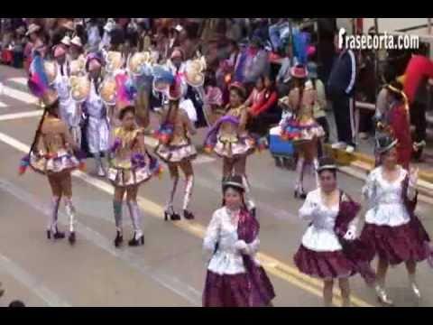 Fiesta de la Virgen de la Candelaria – Puno 2011