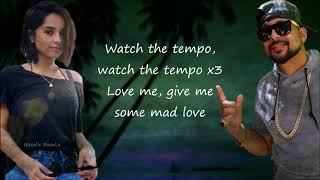 Sean Paul David Guetta Mad Love Ft Becky G