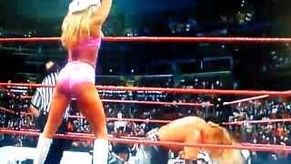 Download WWF - Trish Stratus Ass Jiggle :P 3Gp Mp4