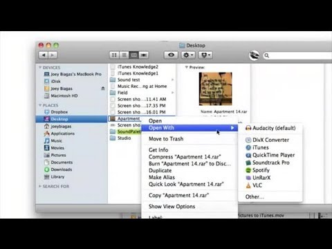 How to Play RAR Files on iTunes : iTunes Help