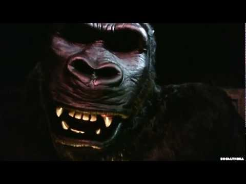 Old King Kong Attraction At Universal Studios Hollywood Hd video