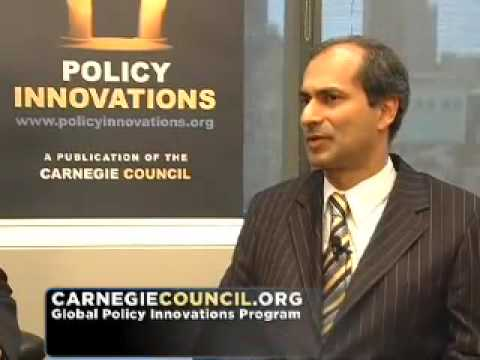 Nikhil Chandavarkar: Civil Society & Climate Change