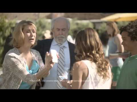 Grad Pool Party - Samsung New Commercial Mocks Apple