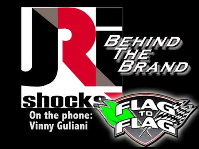Flag to Flag's Behind The Brand:  JRi Shocks (www.jrishocks.com)