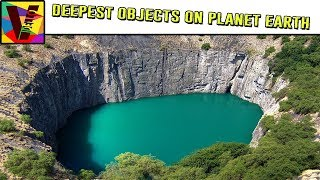10 Largest, Biggest And Deepest Holes On Planet Earth