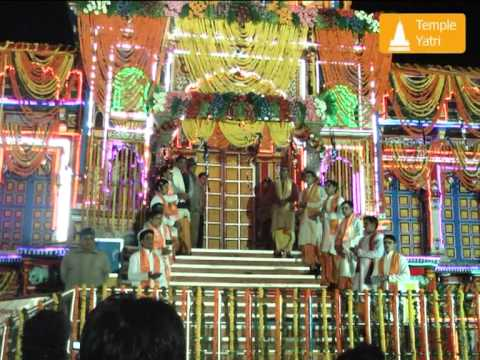 Badrinath Temple Aarti video