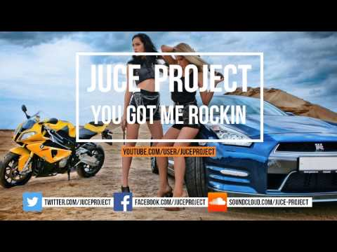 Juce Project - You Got Me Rockin