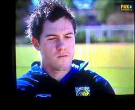Commenting on his reprieve from FFA's independent appeals committee which allows him to go to the Olympics and thanking the many fans who supported him throu...