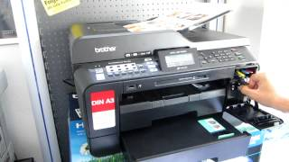 Brother MFC J6710DW A3 Kopierer Drucker Scanner Fax