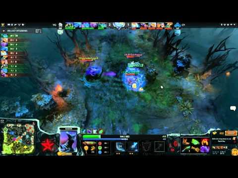 Cloud9 vs Vici Gaming , WCA LB Round 3, Game 3