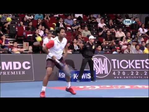 Roger Vasselin/Huey vs Paes/Herbert FULL MATCH HD IPTL Manila 2015