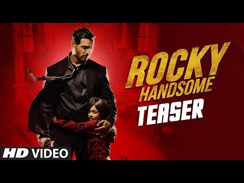 ROCKY HANDSOME Official Teaser | John Abraham, Shruti Haasan | T Series