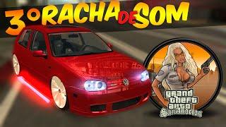 3° Racha de Som automotivo - GTA San Andreas MTA #05