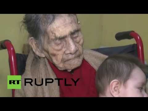 World's Oldest Person, 127yr Old Claims Eating...