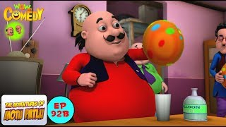 Motu Balloon - Motu Patlu in Hindi - 3D Animated cartoon series for kids - As on Nick