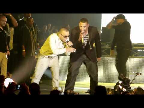 Danza Kuduro Remix Live  Puerto Rico video