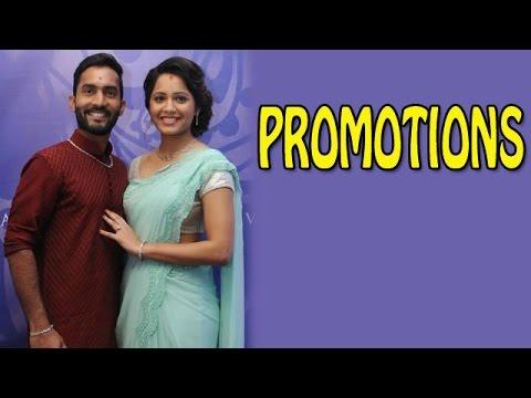 Dinesh Karthik and his wife Dipika Pallikal promote Evara Platinum Jewellery in Chennai