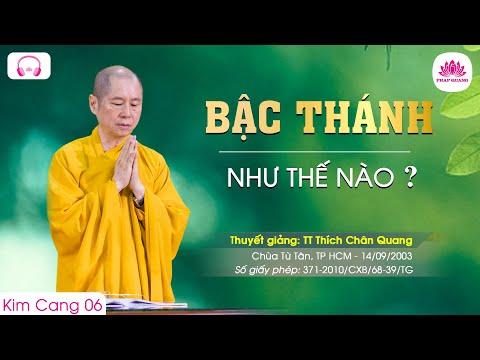 Kinh Kim Cang 6/20