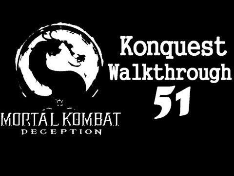 Mortal Kombat: Deception - Konquest Walkthrough - The Final Kamidogu
