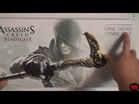 Assassin's Creed Syndicate Cane Sword UNBOX! Трость Асасина!