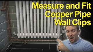COPPER PIPEWORK - Measure and Fit - Plumbing Tips