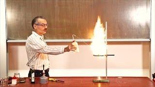 Löschversuch endet mit Explosion - Der Fettbrand