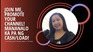 How to promote your channel with Teacher Espie as your host