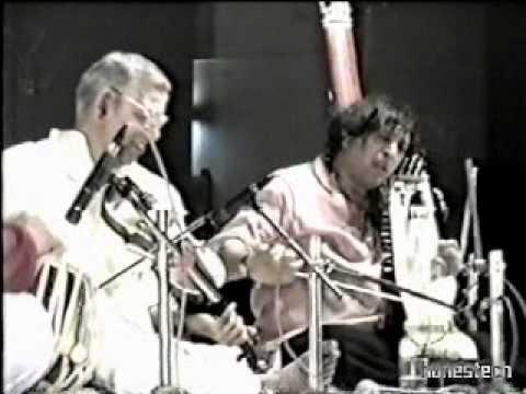 Pt M S Gopalakrishnan & Ut Sultan Khan Violin & Sarangi Jugalbandi...