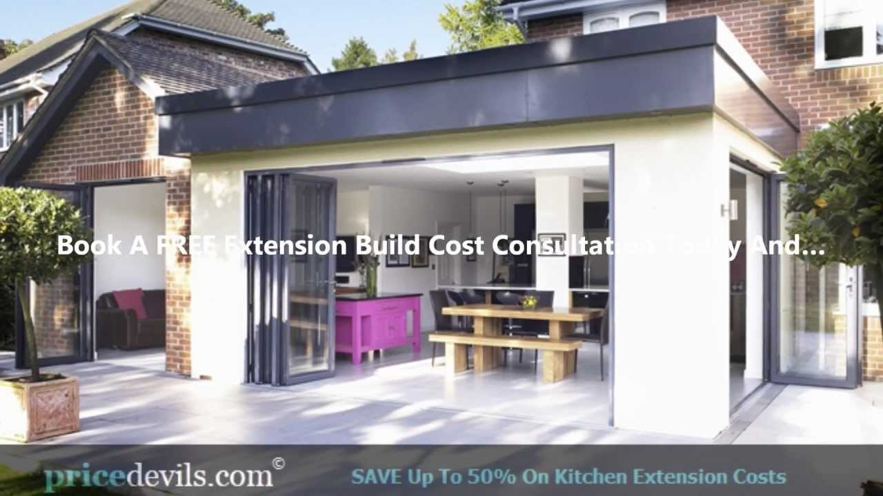 Extensions Cost Extension Costs | Compare