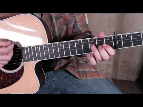 Peter Gabriel - Solsbury Hill - Guitar Lesson - How To Play On Acoustic - Guitar Songs