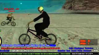 Grau De Bike é de Moto Gta Sa Samp 0.3e