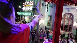 We Got To Throw Beads From A Mardi Gras Float At Universal Studios Orlando & Mini Update!!