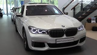 INSIDE the New BMW M760Li 2017 In Depth Review Interior Exterior SOUND