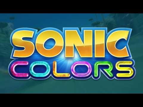 Misc Computer Games - Sonic Colors - Terminal Velocity Act 1