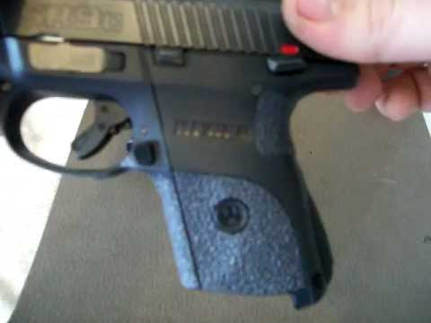 RUGER sr9c/sr9/sr40/sr40c modifications