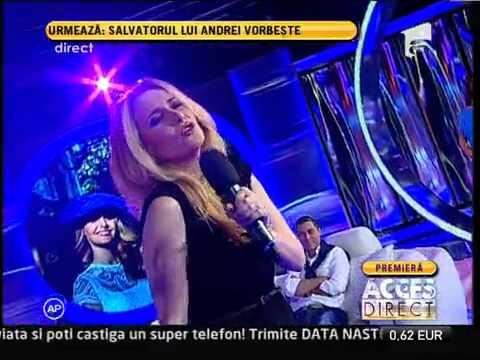 Alina Sorescu – Numai tu (noul single in premiera la Acces Direct, Antena 1)