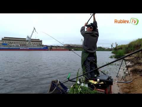 рыбалка в омске на фидер