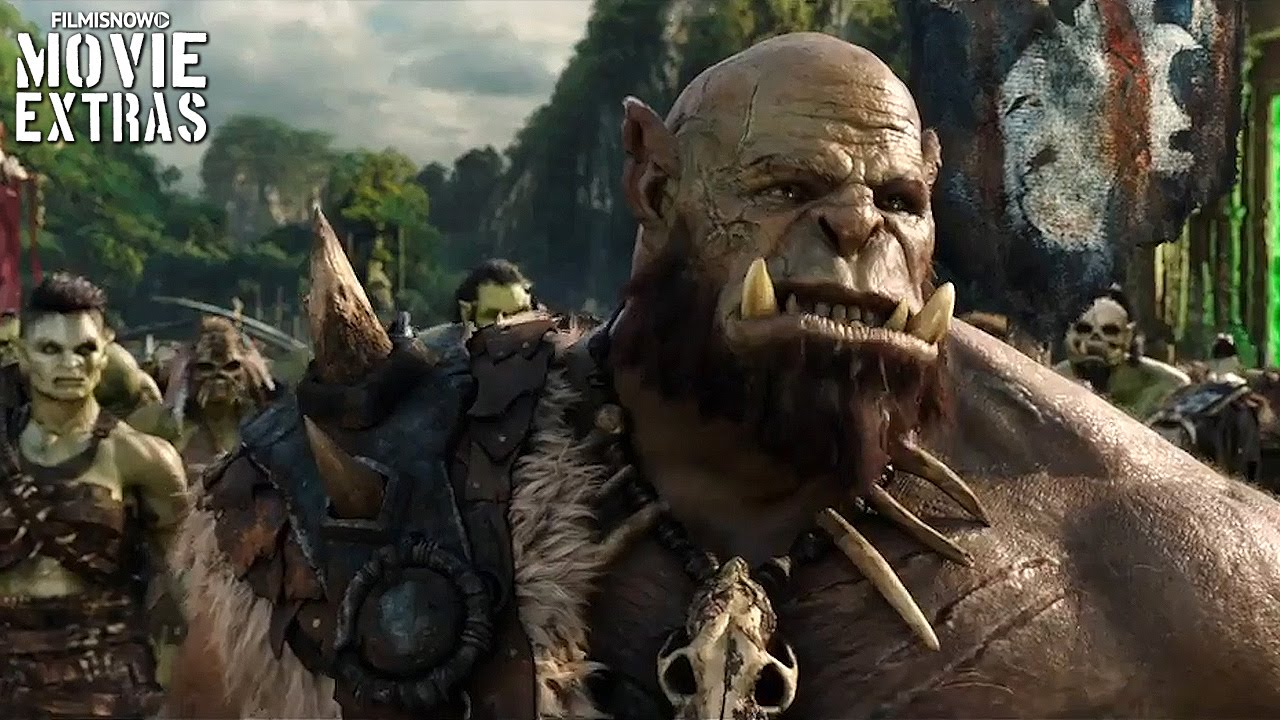 Warcraft 'Orgrim the Defiant' Featurette (2016)