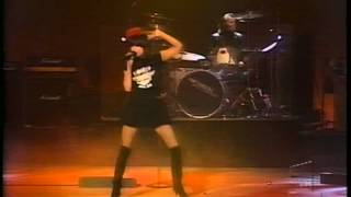 "Pretenders - ""Brass in Pocket"". VH1 Fashion Awards 1995"