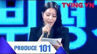 (Vietsub) PRODUCE 101 mùa 2   Công bố tên nhóm Wanna One lần đầu tiên