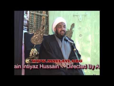 Majlis By Ibne Adeebul Hindi Maulana Mustafa Ali Sb. In Lucknow, India video