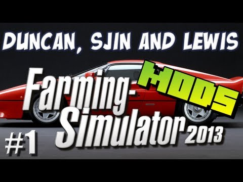 Farming Sim Mods - Part 1 - Jeremy's Honey