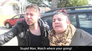 ARMENIANS GET IN A CAR ACCIDENT  TRY TO DO INSURAN