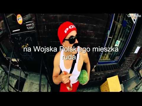 DJ DISCO Feat MC POLO - SZALONA RUDA lyrics