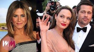 Top 10 Scandalous Celebrity Love Triangles