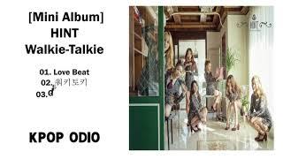 [Mini Album] HINT – Walkie Talkie (MP3)