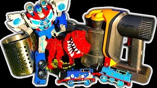 Trash & Treasure Hunting Amazing Rubbish Multiple Dysons Awesome Toys