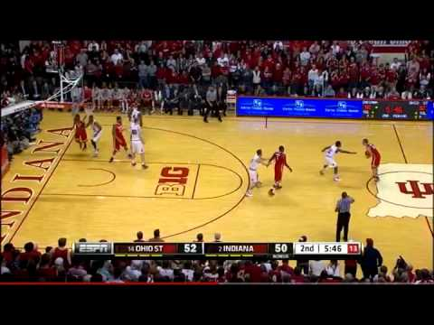 Aaron Craft does the slow-bleed on Indiana
